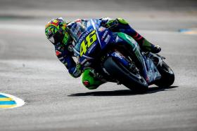 Challenging Spanish GP through Grip Issues for Movistar Yamaha
