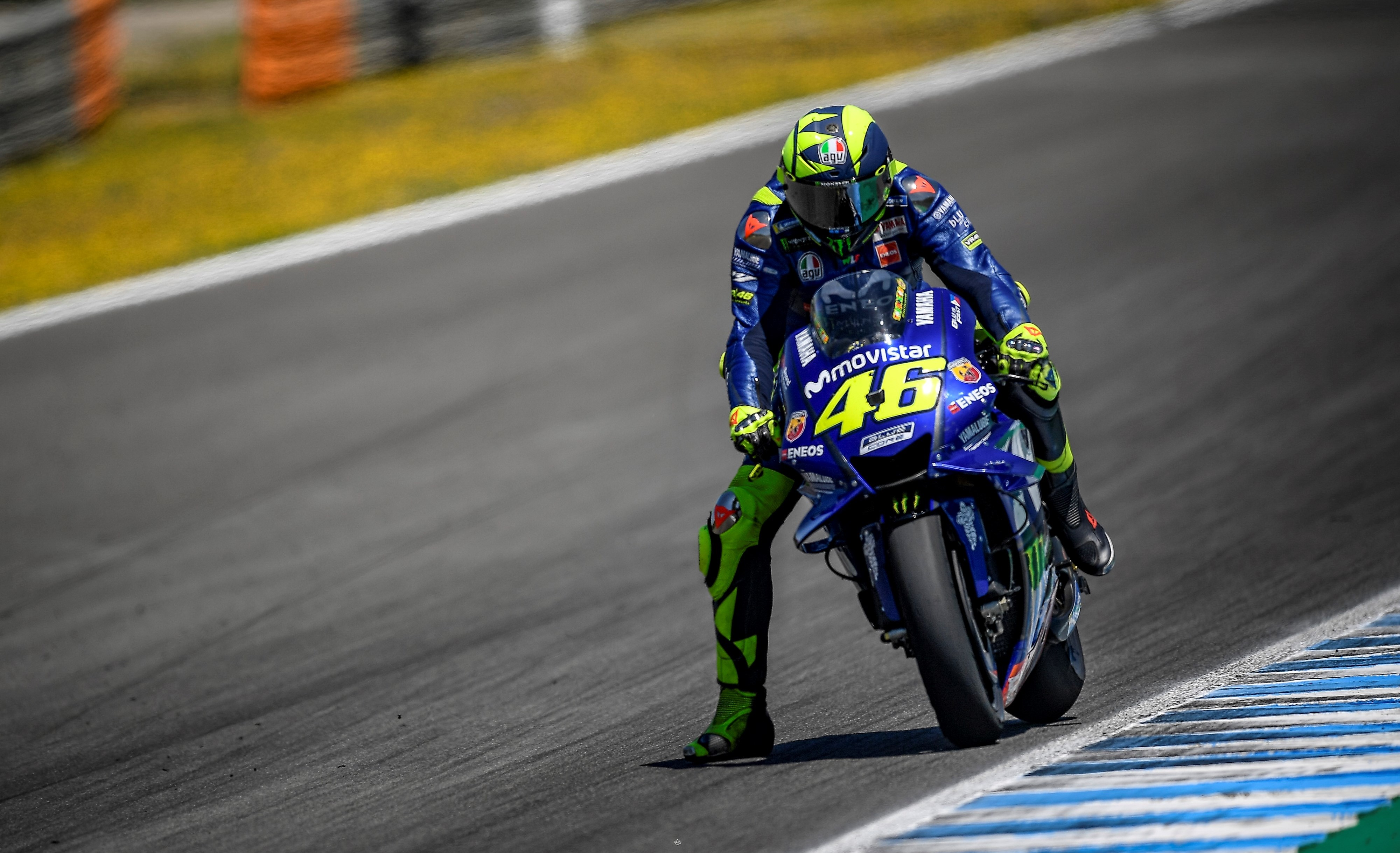 Movistar Yamaha Search for Pace in First Jerez Practice Sessions