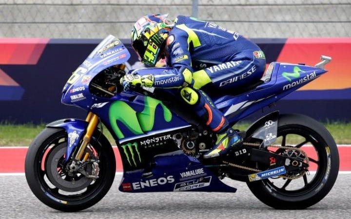 Challenging Spanish GP through Grip Issues for Movistar Yamaha
