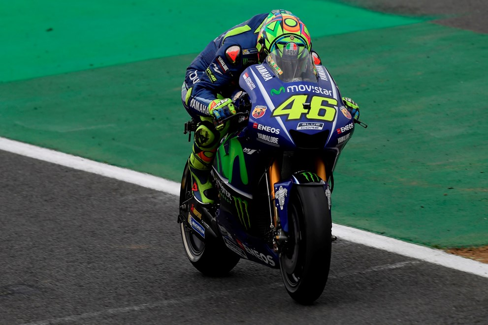 Positive Pace for Movistar Yamaha in First Silverstone Free Practice Sessions